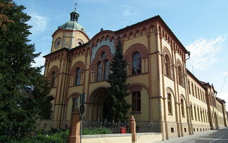 Karlovačka gimnazija - The oldest Serbian Grammar School